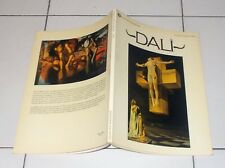 SALVADOR DALI' David Larkin - Mondadori Oscar Arte 1976