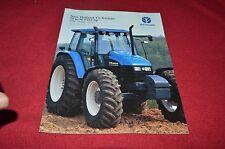 New Holland TS110 TS100 TS90 Tractor Dealer's Brochure YABE13