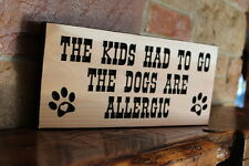 Personalized Signs Custom Rustic Wooden Carved Wood Plaque Garden Decor Sign