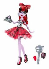 Monster High Operetta Dot Dead Gorgeous coleccionista muñeca raramente x4529