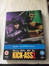 Kick Ass 2 Steelbook - UK limited Edition Bluray Steel Book