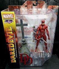 "Marvel Select 7"" Scale DAREDEVIL New! (Elektra/Punisher/Matt Murdock) Rare!"