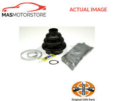 CV JOINT BOOT KIT REAR RIGHT LEFT WHEEL SIDE LOBRO 302333 P NEW OE REPLACEMENT