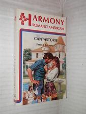 CANTASTORIE Pamela Browning Harlequin Mondadori 1989 harmony romanzi americani