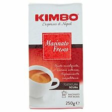 Caffè macinato fresco 10x250 gr - Kimbo