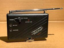 Realistic FM Wireless Video Camera Microphone System NO-32-1226