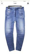 Diesel Women's Fayza NE Sweat JeansJogg Jeans Size 25