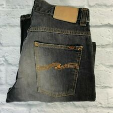 Nudie Jeans Mens Regular Fit Denim Size 30/32
