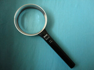 ZEISS Germany D12 HT* Magnifying Glass Loupe Reading Magnifier
