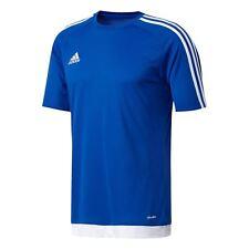 Adidas Estro Mens Training T Shirt Football Climalite Jersey Top Gym tee Sports