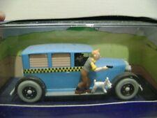 tintin le taxi de tintin en amerique anneé 1939 n4 1/43