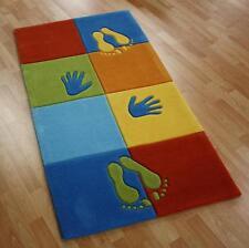Karo Teppich 1802-03 Hände Füße 80x150cm1,8cm:Höhe