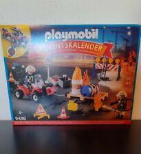 Playmobil Adventskalender Feuerwehr Neu