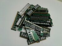 2 Lbs.  9 ounces of Scrap Memory for Gold Recovery Ram