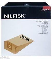 5 Sac aspirateur Nilfisk 82222900 Family Business GD 710 1000 GDS 1010 82222800