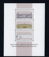 ALEMANIA/RFA WEST GERMANY 1986  MNH SC.1466 Historic buildings