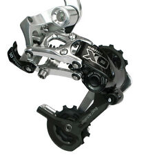 SRAM X0 X.0 Type 2 10 Speed MTB Rear Derailleur Long Cage Silver/Carbon XO