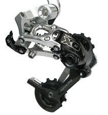 SRAM X0 X.0 Type 2 10 Speed MTB Rear Derailleur Long Cage Silver/Carbon XO