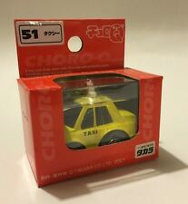 Takara Choro Q #51 Toyota Crown Comfort Taxi Cab (In Stock USA)