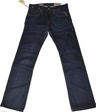 Replay Herren-Jeans L34 mit mittlerer Bundhöhe und regulärer Länge