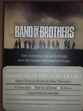 Band of Brothers 6DVDs (Hermanos de Sangre )