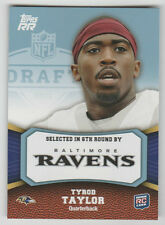 TYROD TAYLOR Bills 2011 Topps Rising Rookie BLUE SP RC #/1339 / 3 Available !