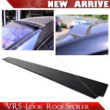 Unpaint 2014 Ford Mustang 5th Coupe VRS V-Style Roof Lip Window Spoiler