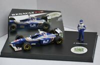 ONYX 282 295  7711149112  X297 WILLIAMS RENAULT F1 model car J Villeneuve 1:43rd