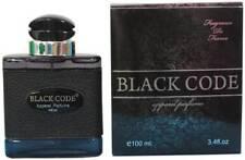 St. Louis Black Code Apparel Perfume EDP - 100 ml (For Men, Boys) - FREE SHIP