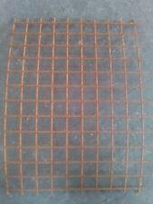 PANNELLO Rete metallica saldata 310x230 23x23 quadrati lamiera Griglia
