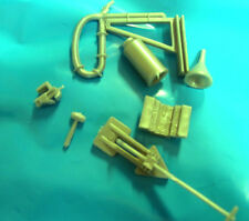 Really Useful Spares Repro Scalextric RUMX12 SET OF PIT TOOLS - RUSC REPRO