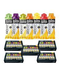 Science in Sport SiS Go Isotonic Energy Gel Variety Pack 60ML (Pack Of 14 Gel)