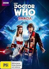 DR WHO 109 SHADA - NEWLY ANIMATED! Lost Episode Doctor Tom Baker - NEW Au R4 DVD