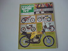 MOTOSPRINT 48/1978 PROVA TEST MOTO TM 125 CROSS