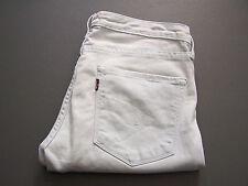 Levi's 680 Jeans Damen W27 L32 Skinny hellblau Stretch Strauss # Levy 166