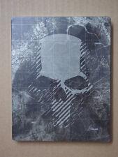 Tom Clancy's Ghost Recon Wildlands Asian version Limited Steelbook Case RARE