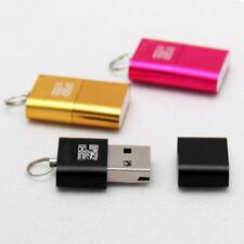 EG_ High Speed Mini USB 2.0 Micro SD TF T-Flash Memory Card Reader Adapter _GG