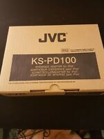 JVC KS-PD100 INTERFACE ADAPTER FOR IPOD