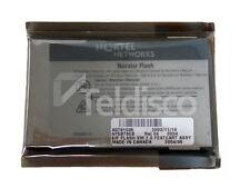 Nortel Norstar Flash VM 2.0 Spare Card Kit Eng/Fr NTAB4002 New in Bag
