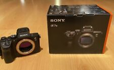 Sony a7 III  Mirrorless Digital Camera - Black (ILCE7M3/B) full frame