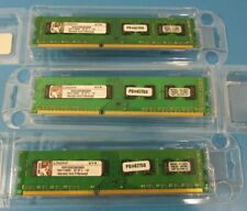 Kingston KVR1333D3K3/6GR DDR3-1333MHz 6GB (3x 2GB) Desktop Memory RAM
