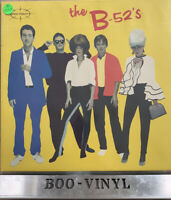 THE B-52'S SELF TITLED LP ISLAND UK 1979 ORIGINAL VINYL EX+ CON NICE COPY
