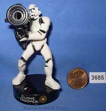 "Star Wars ATTACKTIX GAME CLONE TROOPER 3""  Figure #2"