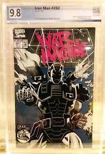 """Iron-Man"" No.282  1st Appearance of War Machine Ken Hopgood Cover Marvel 1992"
