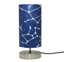 Space Lamp Lampshade Boys Bedroom Bedside Table Desk Night Light Accessories