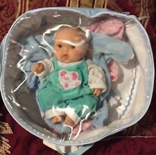 Berenguer baby doll I Add 6 Dollar More  By The Closets And Bag
