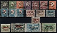 P130273/ UPPER SILESIA / LOT 1920 – 1921 USED HIGH CV