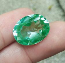fbde08426182 Creado en laboratorio excelente corte Oval Piedras Preciosas sueltas ...