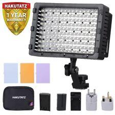 160 LED Light Panel, Camera Video Photography Light by Hakutatz