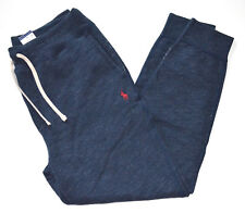 NWT Men's Polo Ralph Lauren Sweatpants Navy Blue, M, Medium